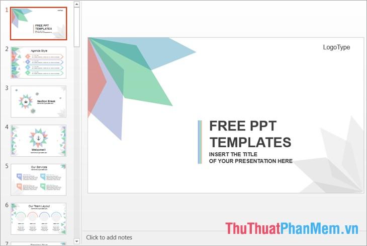 Tổng hợp 50 Slide đẹp, những slide PowerPoint đẹp nhất