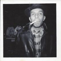 my father smoking a Pall Mall