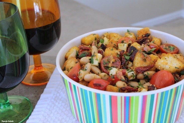 creamy white beans, herby rosemary and flavorful sun-dried tomatoes ...
