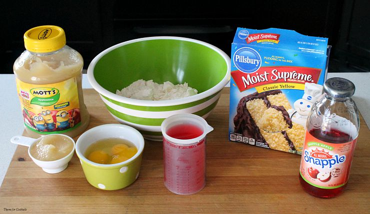 Substitution For Water In Cake Mix