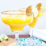 Chili Lime Mango Margarita