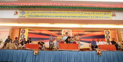 CTA Loans 100 Million Rupees To 100 Sweater Sellers Association | Central Tibetan Administration