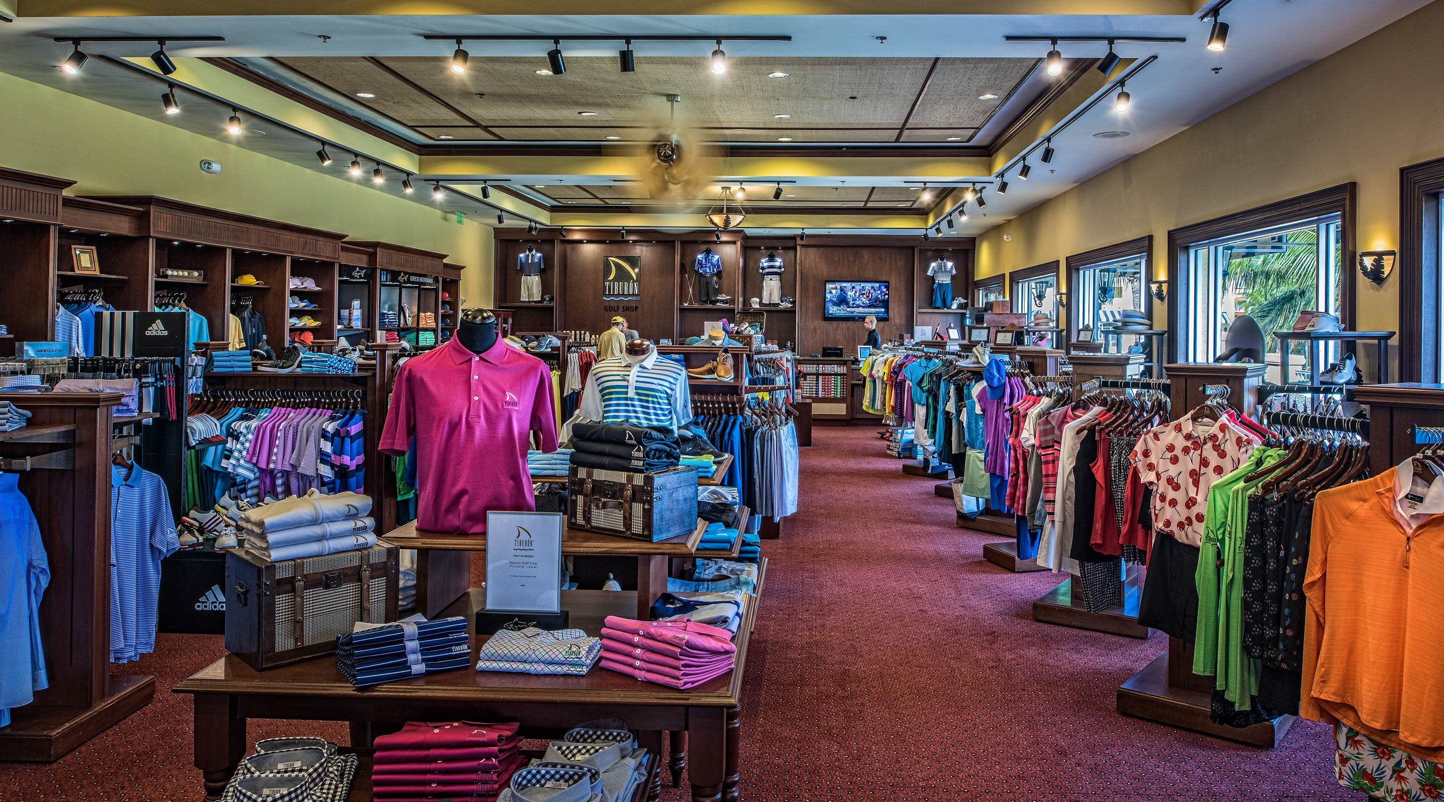 Store Banne Ultima Tiburón Golf Club The Ultimate Golf Experience