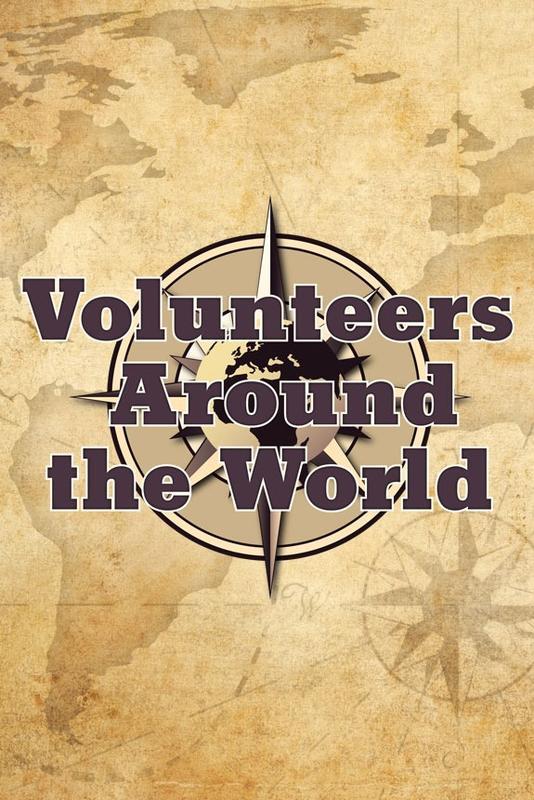 Volunteers Around the World Tickets - volunteers around the world