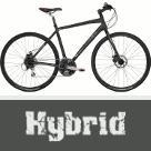Hybrid bike hire in Inverness