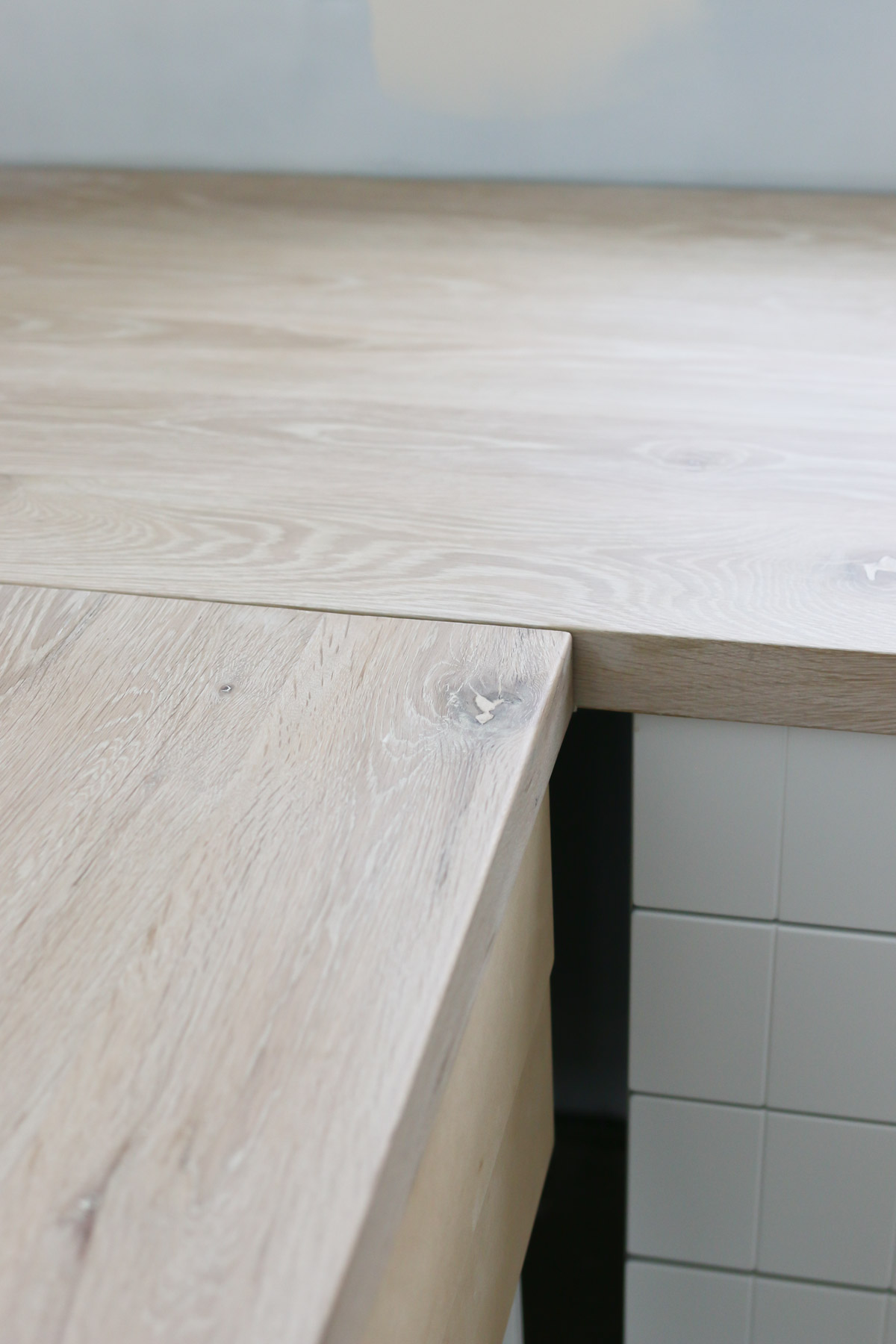 Diy Butcher Block Countertops Oh Yes You Can Tidbits