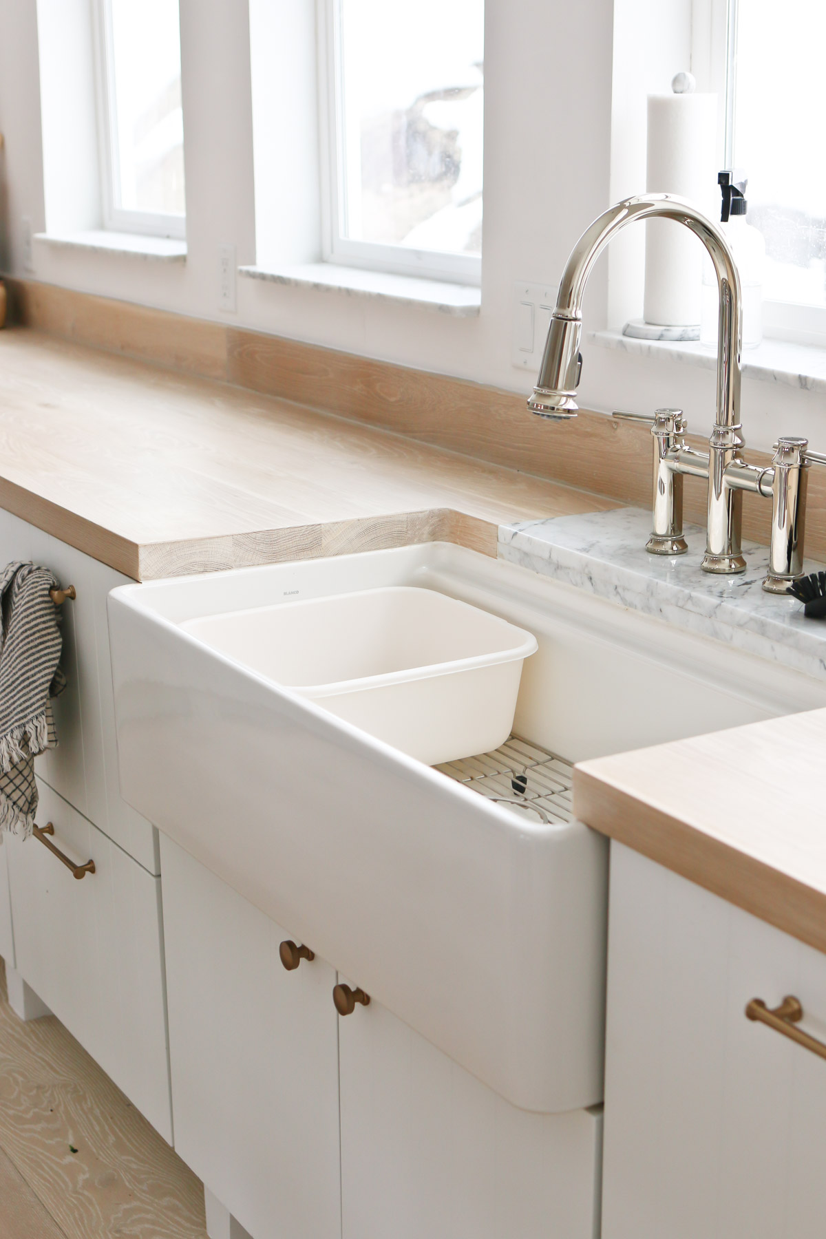 My Best Tips For Cleaning A Fireclay Sink Tidbits