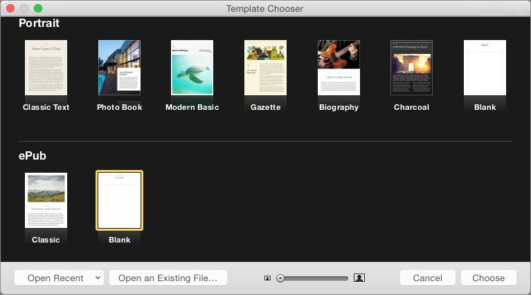 Updates Expand iBooks Author\u0027s Reach - TidBITS