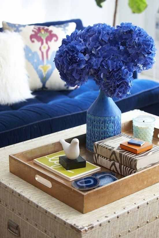 Couchtisch Sand 6 Approaches To Styling A Coffee Table