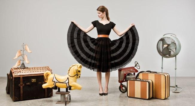 Nadia-Tarr-Vintage-Finds-Black-Lace-Dress