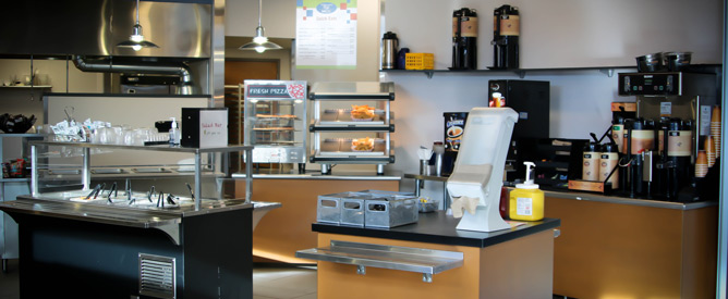 Contract Food Service Tidewater Catering, Manchester NH
