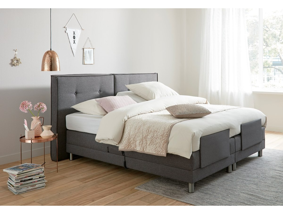 Ensemble Literie Relaxation Ensemble Boxspring 160x200 Relax Electrique Tidy Home