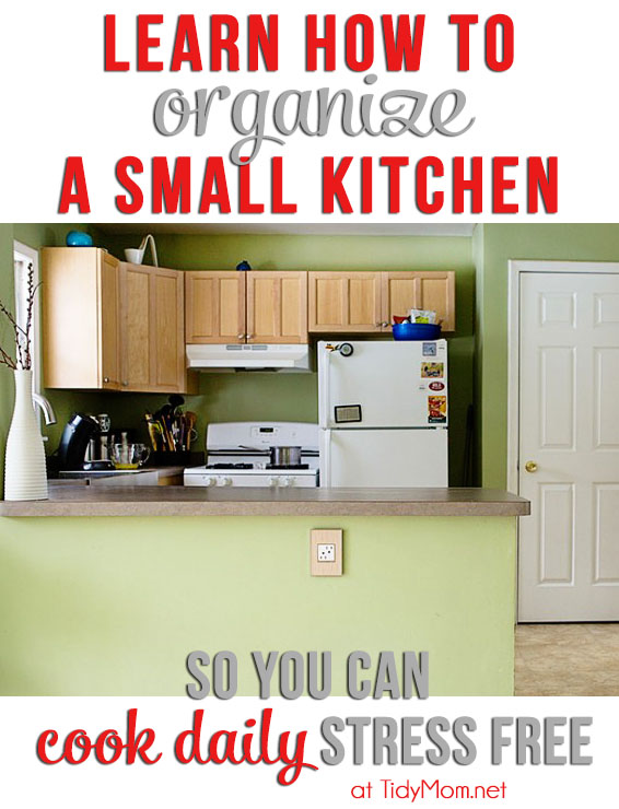 learn organize small kitchen cook daily stress kitchen organization ideas thethavenue simple ways
