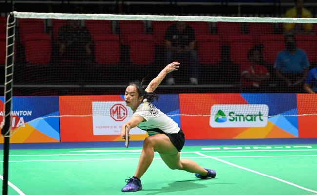 Indonesia Drops Philippine Women S Out Of Badminton Asia