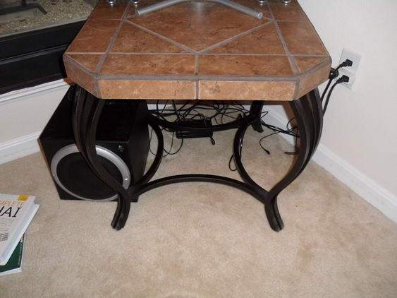 Bad Craigslist Table