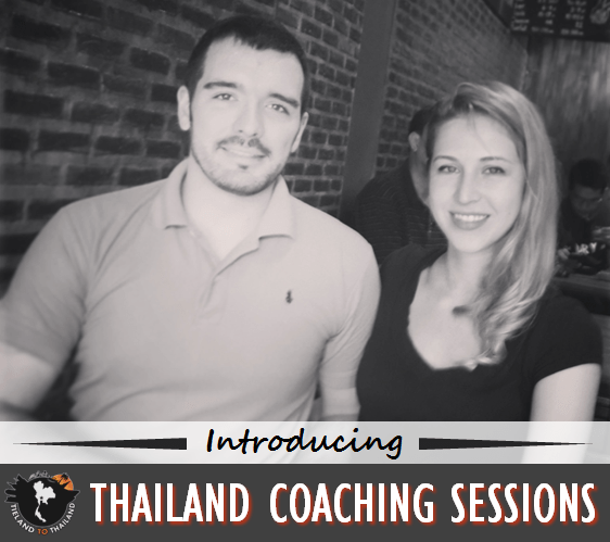 Introducing Thailand Coaching Sessions