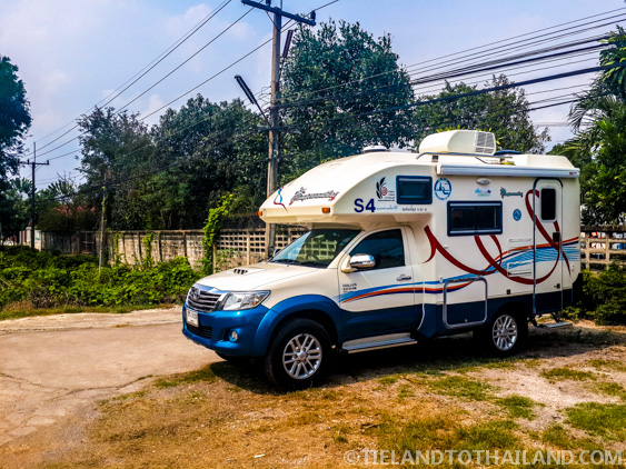 Second Hand Cars >> Exploring Thailand's Countryside with Campervan Thai ...