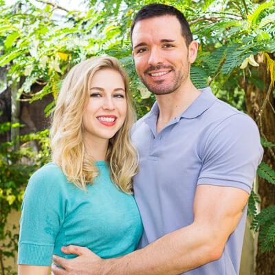 Chris and Angela Sidebar