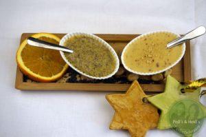 Orangen-Mohnsoße-und-Erdnussoße