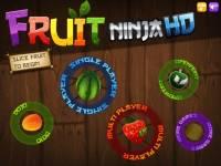 logo juego fruit ninja HD