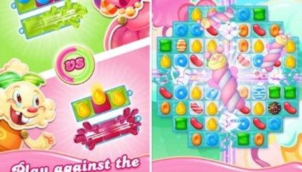 Lo nuevo y gelatinoso de Candy Crush