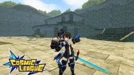 Juego MMO Cosmic League
