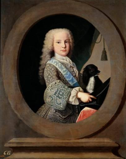 Resultado de imagen de Luis I de Borbón