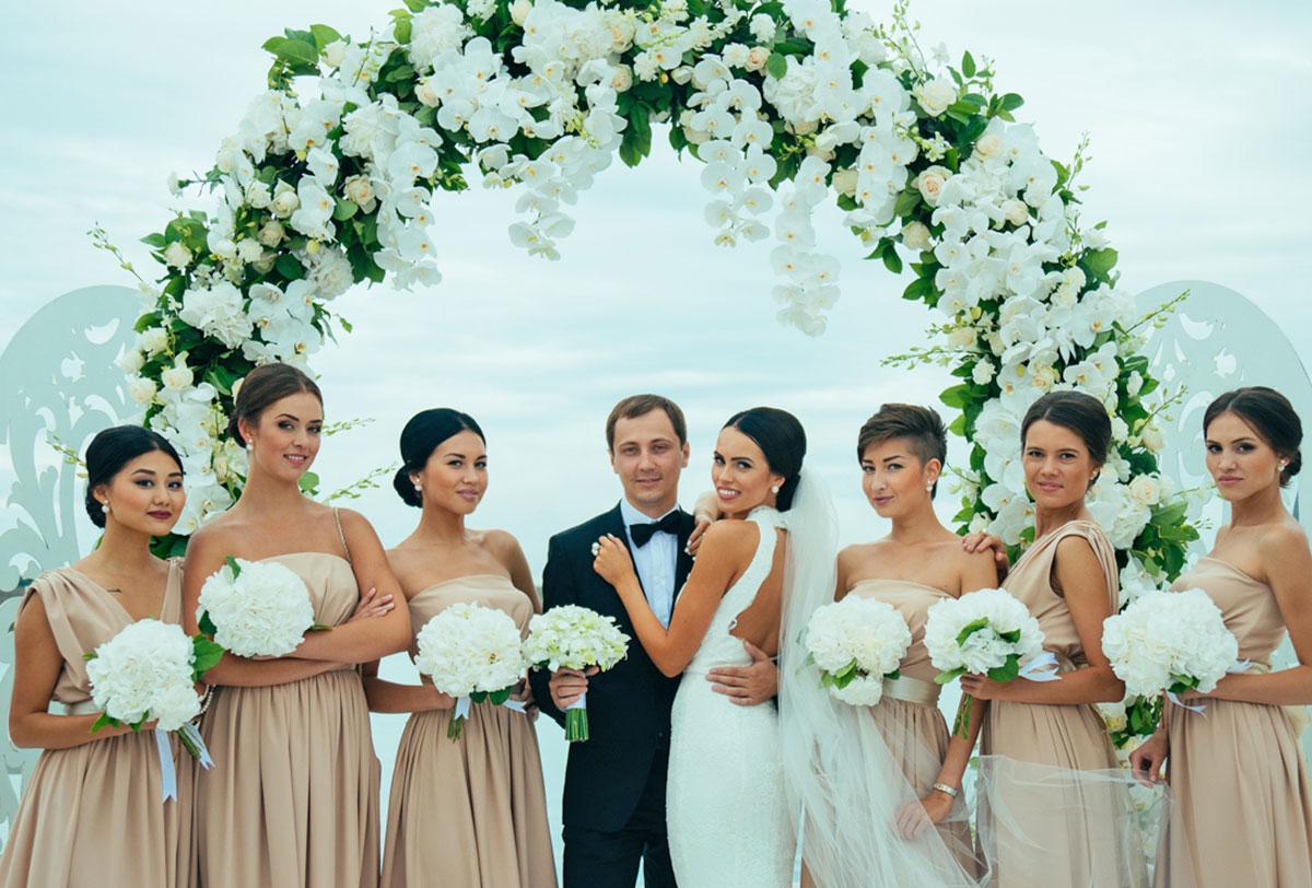 """Свадебное агентство """"Tiffany Wedding""""   Выездная регистрация"""