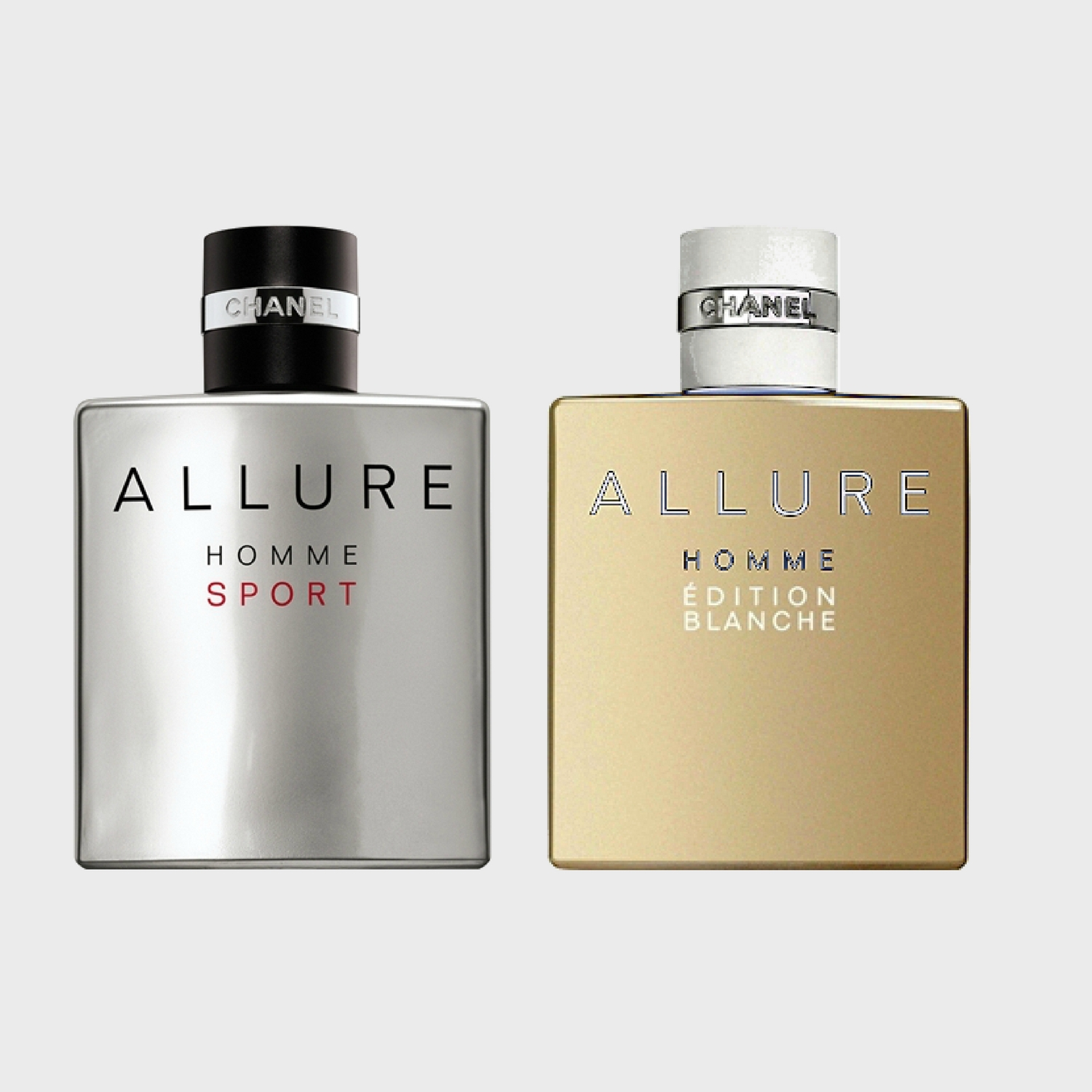 Allure Homme Sport Chanel Allure Homme Sport And Chanel Allure Homme Edition