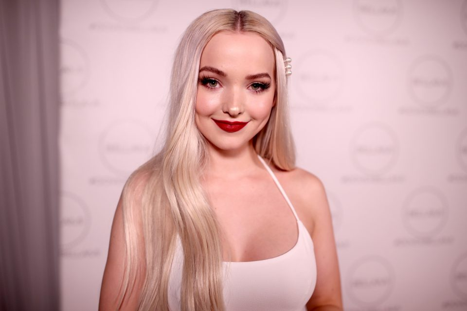 Cute Photos Hd Wallpaper Dove Cameron Dyed Her Hair Pixie Pink Tigerbeat