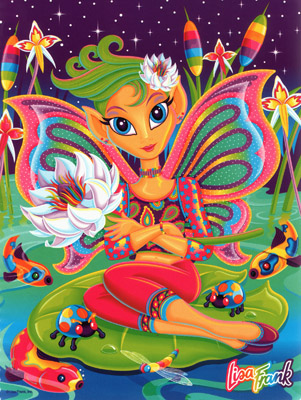 Wallpaper Surfer Girl Faeries By Other Famous Artists