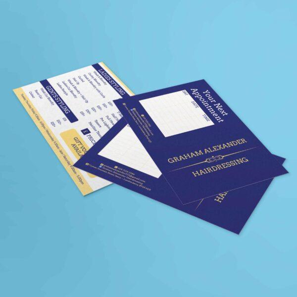 Appointment Cards \u2013 Web Design, Graphic Design, Logo Design Derry