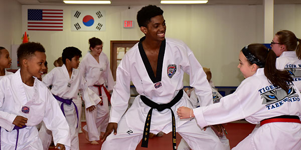Martial Arts in Lewis Center, OH - Tiger Woo\u0027s Tae Kwon Do