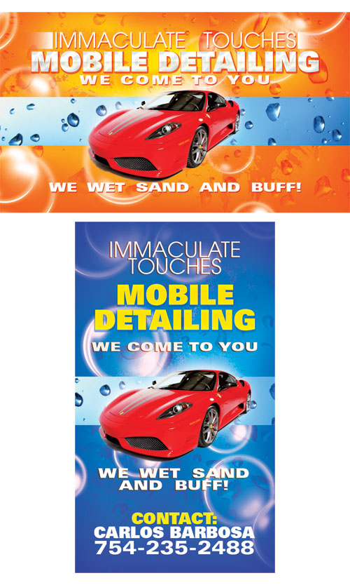 immaculate-detailing-mobile-car-wash - Tight Designs  Printing of