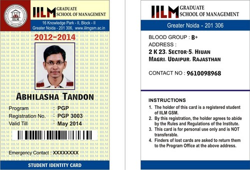 Student Id Cards - 4S PRINT SOLUTIONS, Bldg no-WZ-220, 2nd Floor