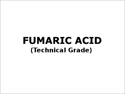 Fumaric Acid (Technical Grade) - FERRO CHEM INDUSTRIES, Plot No