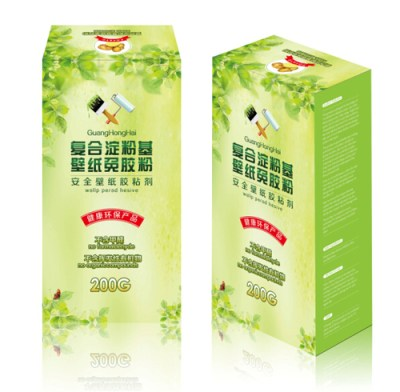 Wallpaper Adhesive Powder in Jiangmen, Guangdong - Guangdong Universe Chemical Co., Ltd.