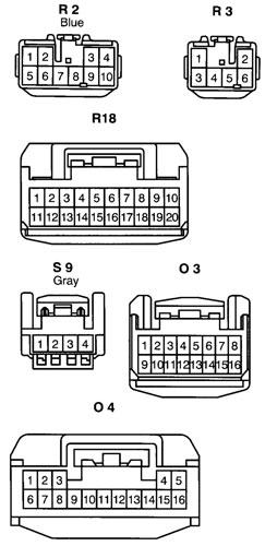 toyota radio wiring adapter connector