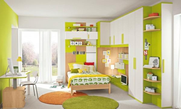 Ideas De Diseno Moderno Para Dormitorio De Ninos Tikinti