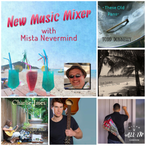 new trop rock and island music
