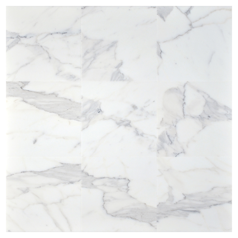 Honed Marble Countertops Calacatta Gold | Polished Marble Tile