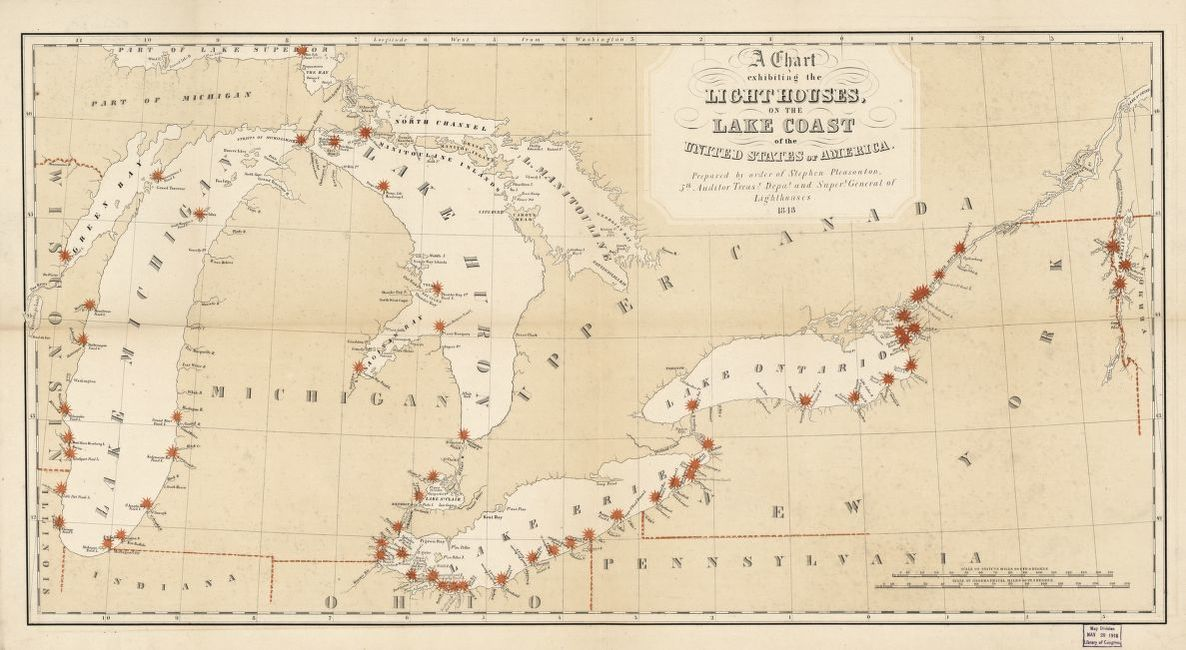General Maps, Nautical Charts Library of Congress