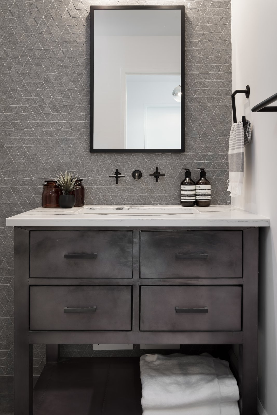 6 Bathroom Tile Ideas For Your Next Project Tileist By Tilebar