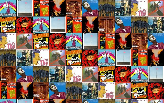 Rise And Fall Of Ziggy Stardust Wallpaper 1920x1080 Sham 69 171 Tiled Desktop Wallpaper