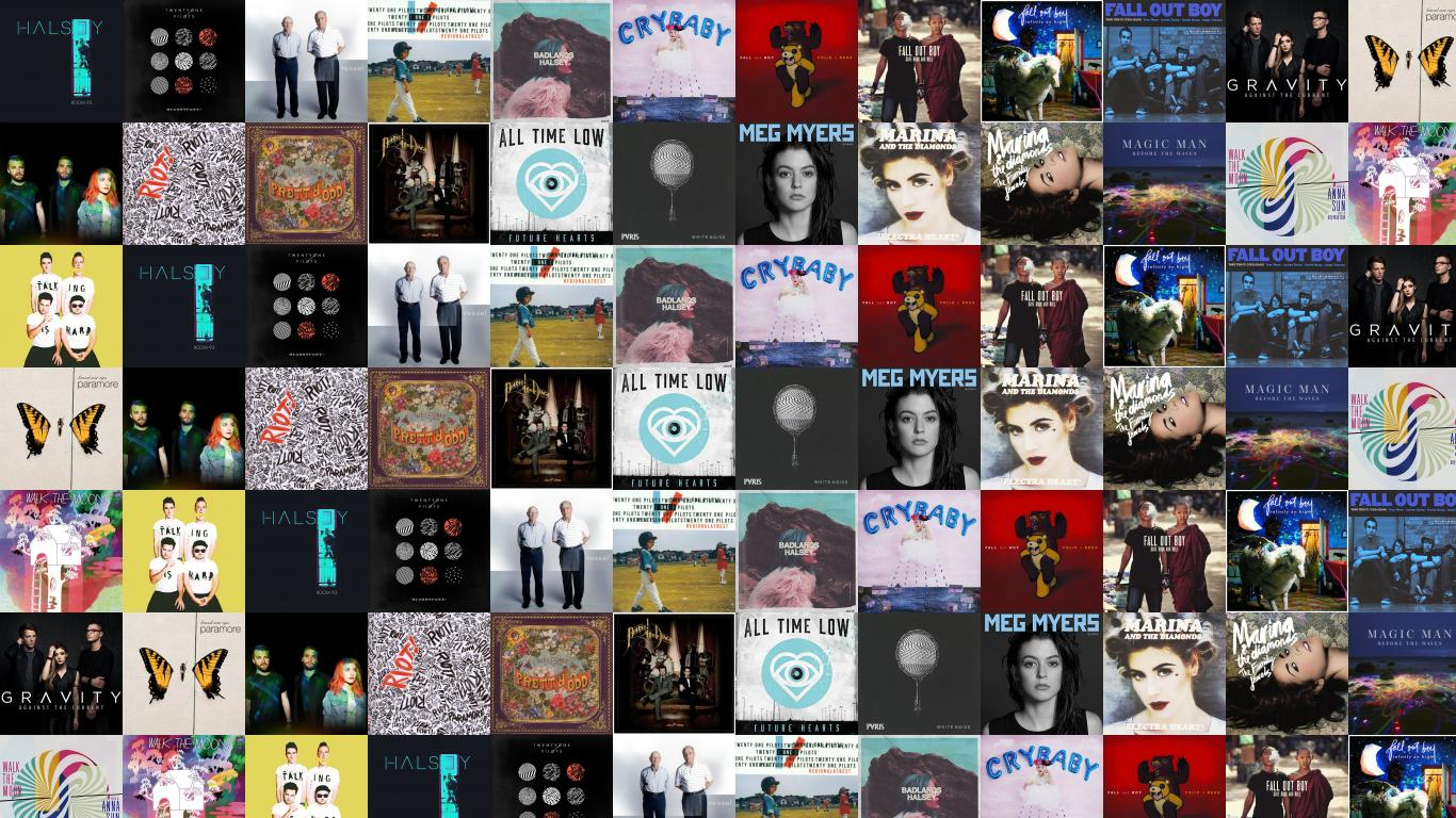 M A N I A Wallpapers Fall Out Boy The Gallery For Gt Panic At The Disco Wallpaper Pretty Odd