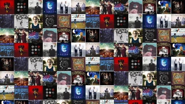 Fall Out Boy Believers Never Die Wallpaper Starset 171 Tiled Desktop Wallpaper
