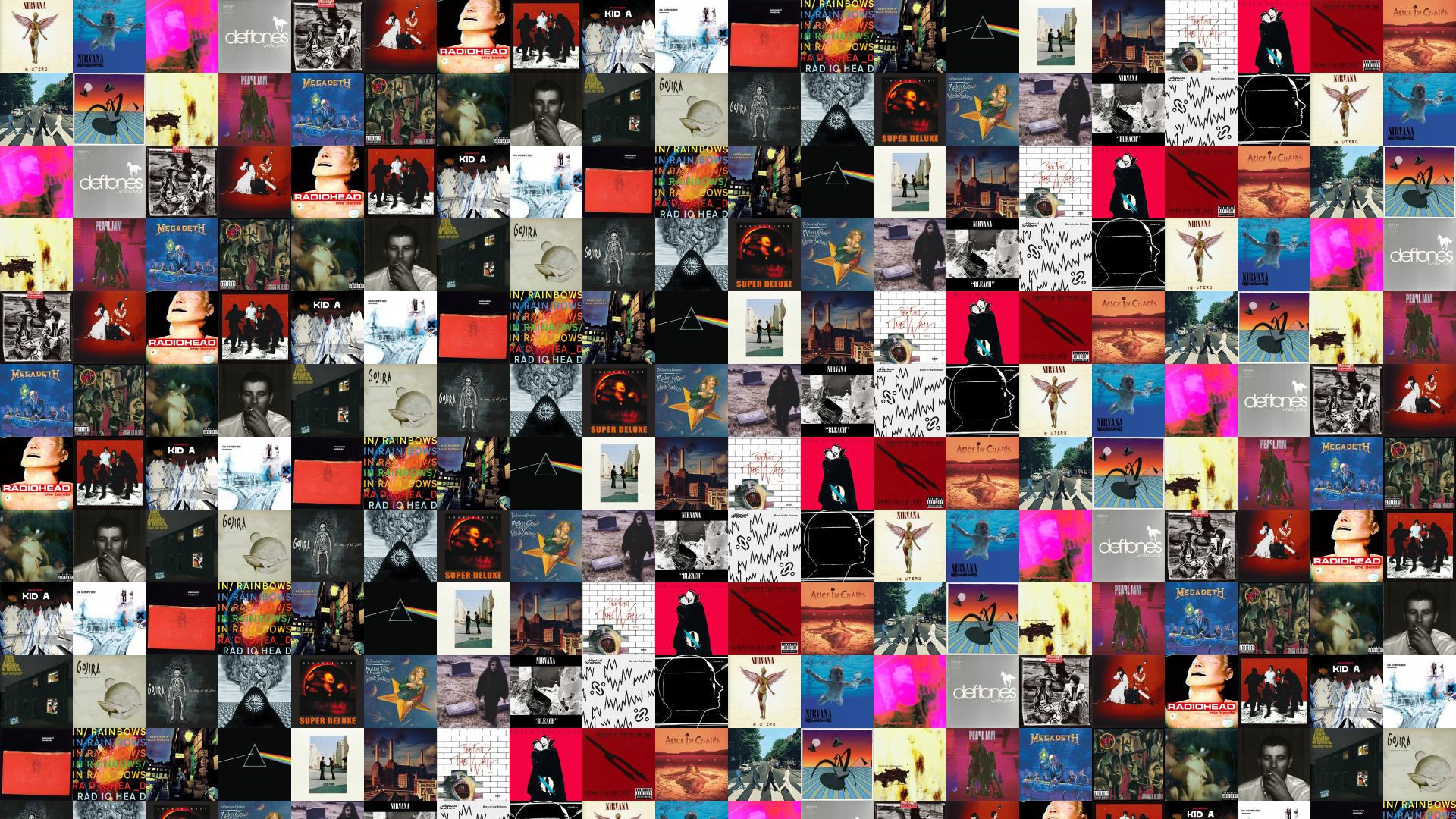 Rise And Fall Of Ziggy Stardust Wallpaper 1920x1080 Nine Inch Nails 171 Tiled Desktop Wallpaper