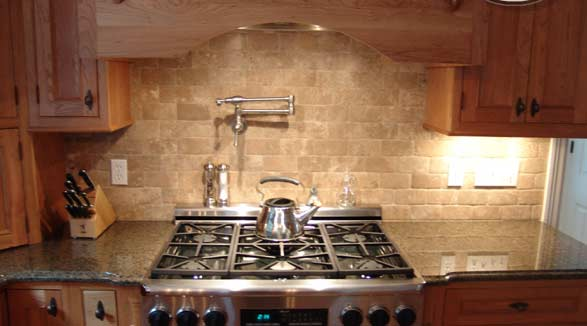 kitchen remodel designs tile backsplash ideas kitchen love pattern copper backsplash photo