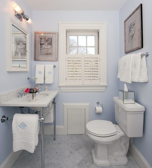 Pale Blue Bathroom Ideas 37 Light Blue Bathroom Floor Tiles Ideas And Pictures