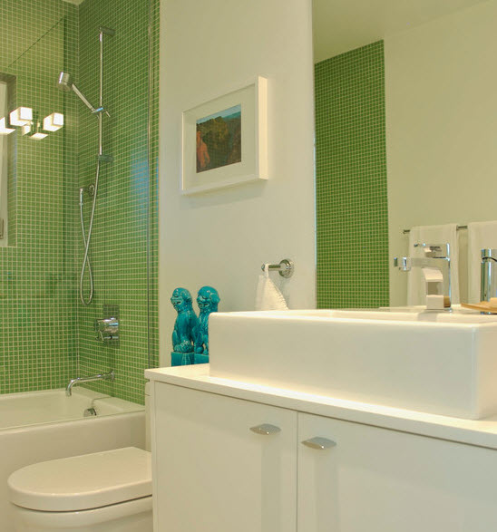 Grey Shower Bathroom Ideas 40 Lime Green Bathroom Tiles Ideas And Pictures
